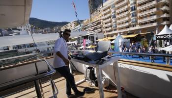 Monaco Yacht Show, 2015.